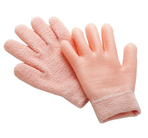眠れる森のぷるジェル手袋 ピンク 眠れる森シリーズ