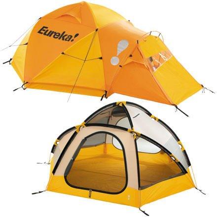 Eureka K-2 XT Tent: 3-Person 4-Season One Color