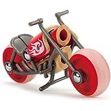 Hape Bamboo e-Chopper Motorcycle