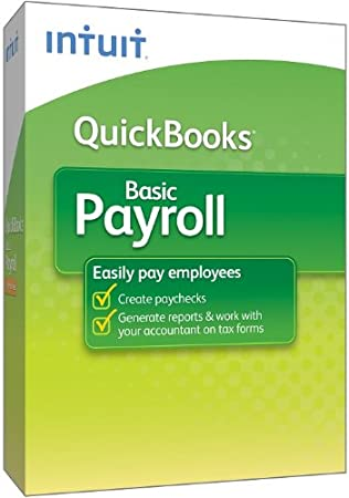 QuickBooks Basic Payroll 2012