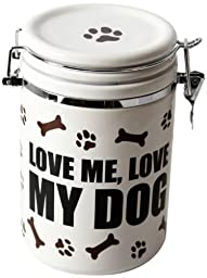DEI Stoneware Just Dogs Collection \