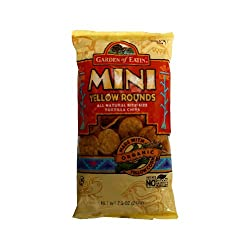 Garden of Eatin` Mini Corn, 7.5-Ounce (Pack of 12)