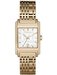 Burberry Watch, Women's Swiss Gold Ion Plated Stainless Steel Link Bracelet 25x29mm BU1574