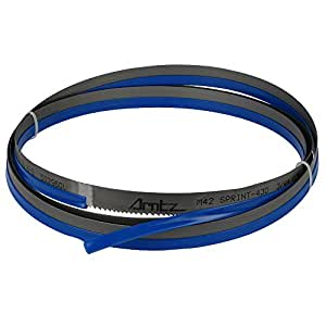 "JET 414304 Replacement Blade for JET 7"" x 12"" Horz/Vert Bandsaw- 3/4"" x .035"" x 93"" x 6/10VT - Bi-Metal"