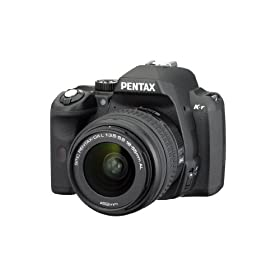 Pentax K-r 12.4 MP Digital SLR Camera with 3.0-Inch LCD and 18-55mm f/3.5-5.6 Lens (Black)