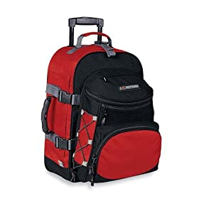 carry-on size wheeled backpack