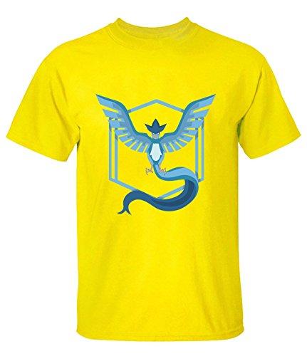 ljcnr-t-shirt-uomo-yellow-xs
