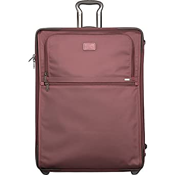 Tumi Luggage Alpha Wheeled Expandable Extended Trip Case, Port, Large
