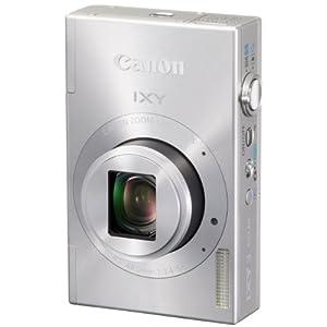 CANON デジタルカメラ IXY 3 光学12倍ズーム高感度CMOSセンサー IXY3