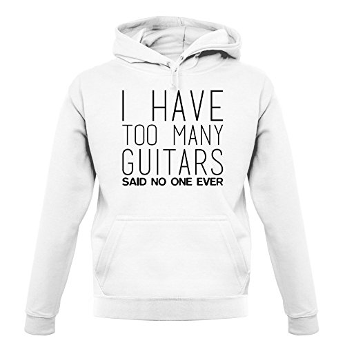 Ich-habe-zu-viele-Gitarren-Unisex-HoodieKapuzenpullover-12-Farben