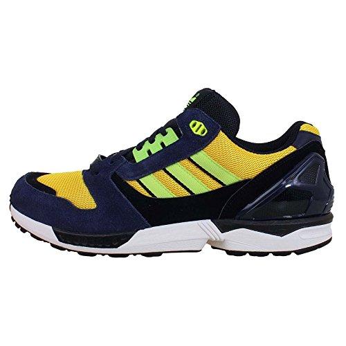 (アディダス) Adidas メンズ ZX 8000 ZX 8000, ランニングシューズ [並行輸入品] , 26 CM (UK Size 7.5)