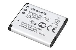 Panasonic VW-VBX070E-W Batterie rechargeable pour Caméscope 895 mAh