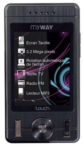 Mobistel Touch EL580 schwarz Handy