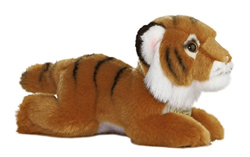 "Aurora World Miyoni Bengal Tiger Plush, 8"" - 1"