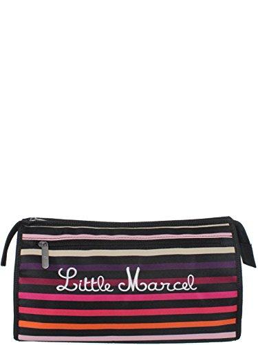 Little Marcel , Beauty Case  Nero nero taglia unica