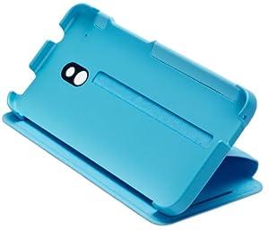 HTC 99H11282-00 One mini Flip Case mit Stand hellblau/insert retail blister