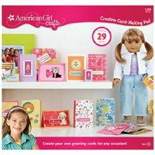 American Girl Creative Card-Making Pad