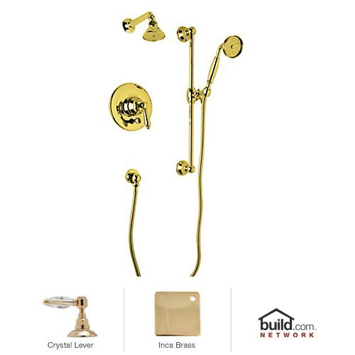Rohl AKIT30LC-IB Country Bath Pressure Balance Shower Package in Inca sale 2015