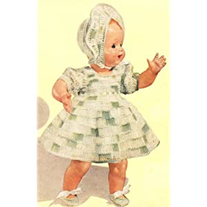 Doll Outfits For 15 Inch Dolls Free Patterns List