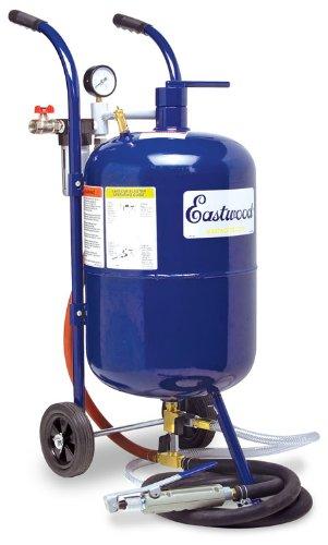 Eastwood Soda Blaster - Blast - Blasting Paint Removal