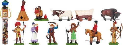 Safari Ltd Wild West Toob