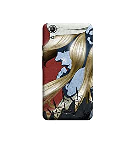 EPICCASE Premium Printed Back Case Cover With Full protection For Micromax Canvas Selfie Lens Q345 (Designer Case)