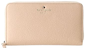 Kate Spade New York Cobble Hill Lacey  Wallet,Affogato,One Size