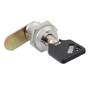 Box Drawer Quarter Turn Cam Lock w Tubular Key - Padlocks - Amazon.com