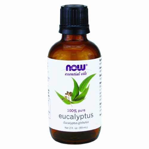 Now Foods Eucalyptus Oil, 2 Ounce