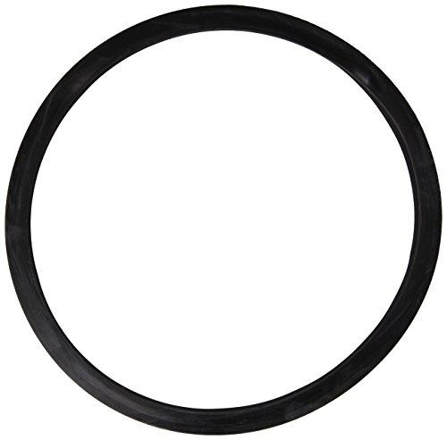 Prestige SSJunior Stainless Steel Sealing Ring Gasket for 3/4/5.5-Liter Pressure Cookers, Black