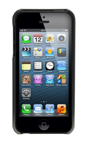 Great Sale Tech21 D3O Impact Snap Case for iPhone 5 - Black Blend