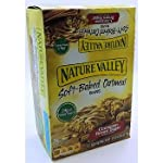 Tj Nature Valley Soft Baked Oatmeal Bars Cinnamon Brown Sugar Box of 15-1.87 Individual Wrapped Pack Reviews