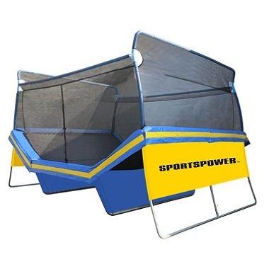 Super-Jump-Court-V-Shaped-Trampoline