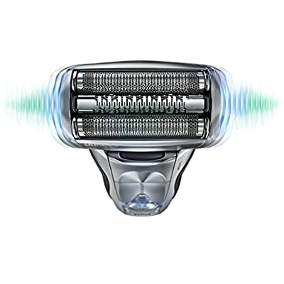 Braun 7 Series 799 7 Electric Wet and Dry Foil Shaver for Men