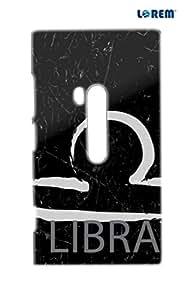 Lorem Back Cover For Nokia Lumia 920-Black-L28724