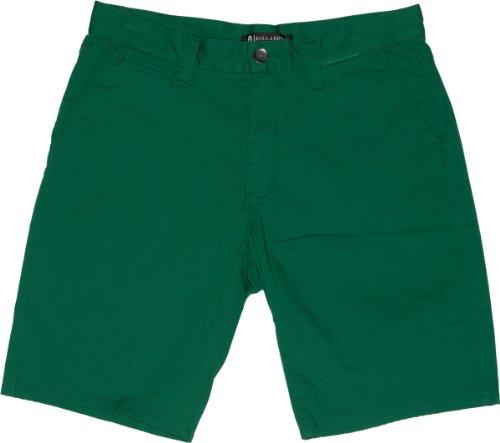Billabong Camino-Pantaloni corti da uomo, Uomo, Kurze Hose Camino, Kelly scuro, 32