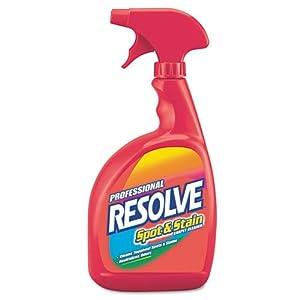 Professional Resolve Spot & Stain Carpet Cleaner, 22 Oz.