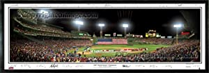 Boston Red Sox 2007 World Series Opening Ceremonies Standard Framed Panoramic Photo... by Boston