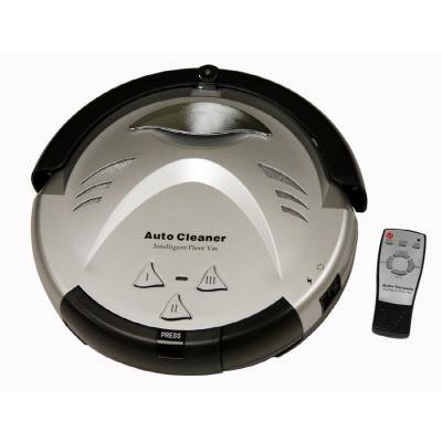 Fully Automatic Robotic Vacuum Cleaner