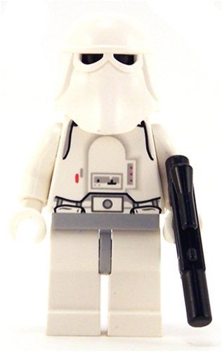 Snowtrooper - LEGO Star Wars Figure by LEGO TOY (English Manual)