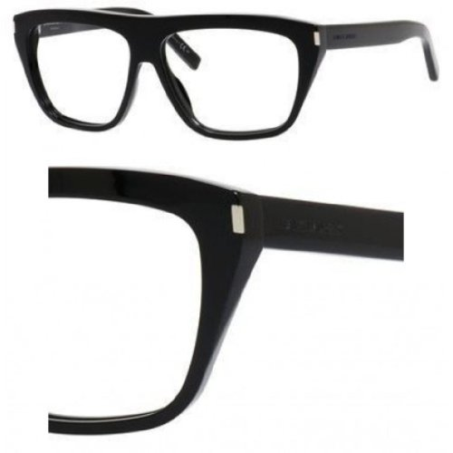 Yves Saint Laurent Yves Saint Laurent Sl 3 Eyeglasses-0807 Black-58mm