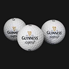 Guinness Golf Balls 3PK