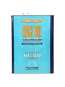 NUTEC(ニューテック) エンジンオイル RACE OIL NC-41 10w50 4L