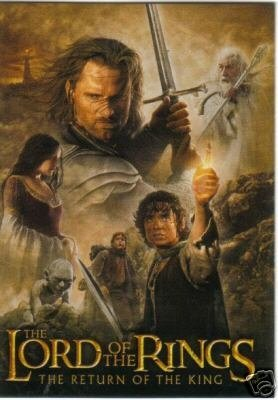 Lord of the Rings: The Return of the King - Collector's Update Edition Base Set - 1