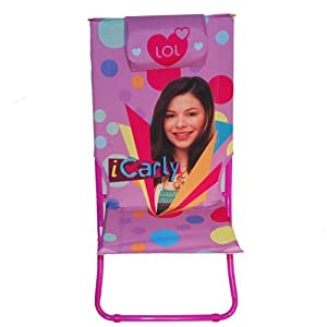Nickeloeon Icarly Sling Chair from Nickeloeon