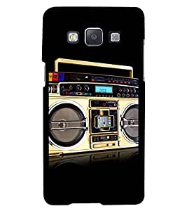 Printvisa Premium Back Cover vintage tape recorder Design For Samsung Galaxy A5::Samsung Galaxy A5 A500F