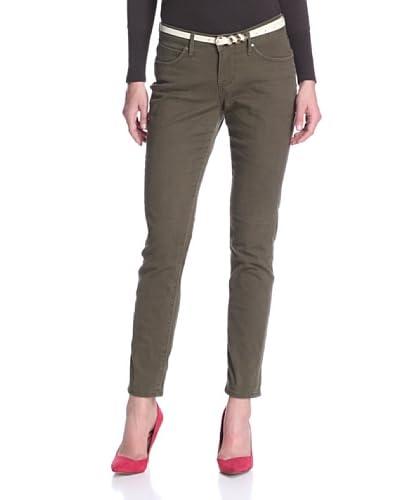 Jag Jeans Women's New Mia Slim Roll Pant