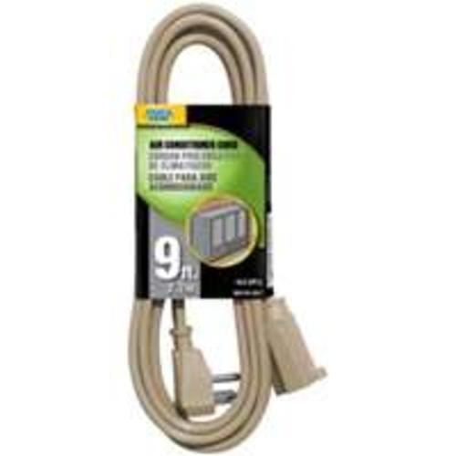 Power Zone Or681509 Major Appliance Extension Cord, 9'