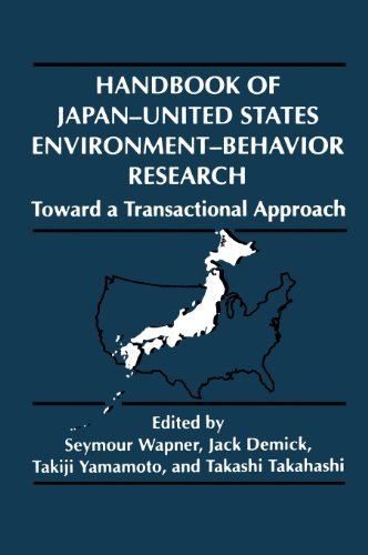 Handbook of Japan-United States Environment-Behavior