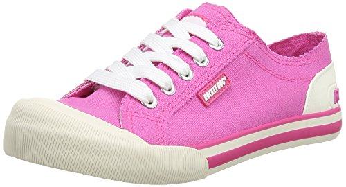 Rocket Dog - Jazzin Sunny, sneakers da donna, Rosa (Pink (Sunny)), 3 UK